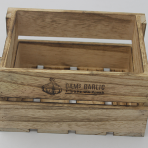 Garlic Storage Crate