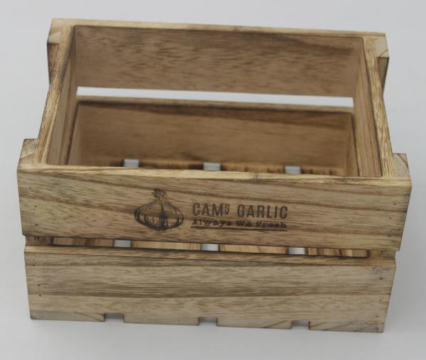 Garlic Storage Crate